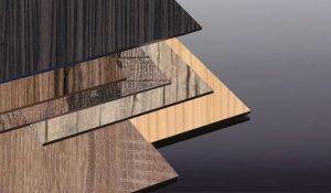 Unsere 8 mm HPL-Fassaden-Platten im Maß 1320 x 3050 mm entsprechen der Brandklasse B1 und sind wetter, stoß und -kratzfest. Sie können die Schichtstoffplatten in 8 lichtechten Holzdekoren erwerben.