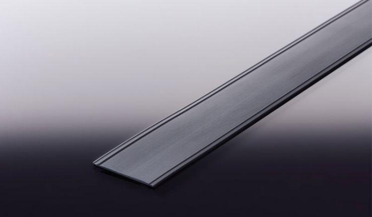 60 mm Fugenband aus Weich PVC für Kömapan Kunststoffpaneele. Erhältlich in den Farben Weiß und Schwarz als 25 m Rolle