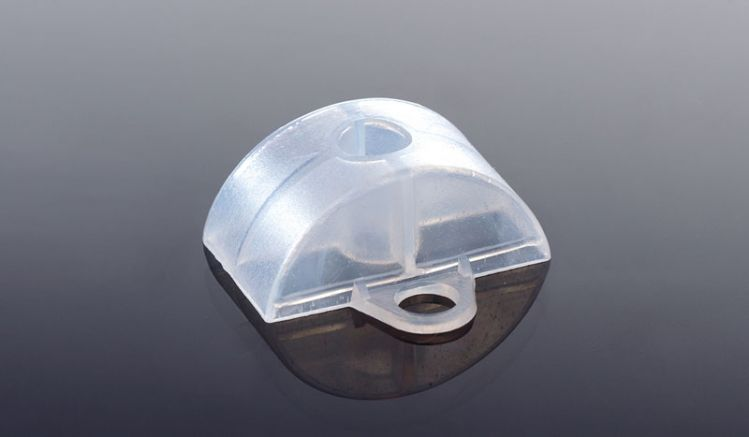 Unsere günstigen Abstandhalter für Wellplatten mit S 76/18 Profil sind aus transpartenten Kunststoff gefertigt. Passende Montageschrauben finden Sie in unserem Shop.