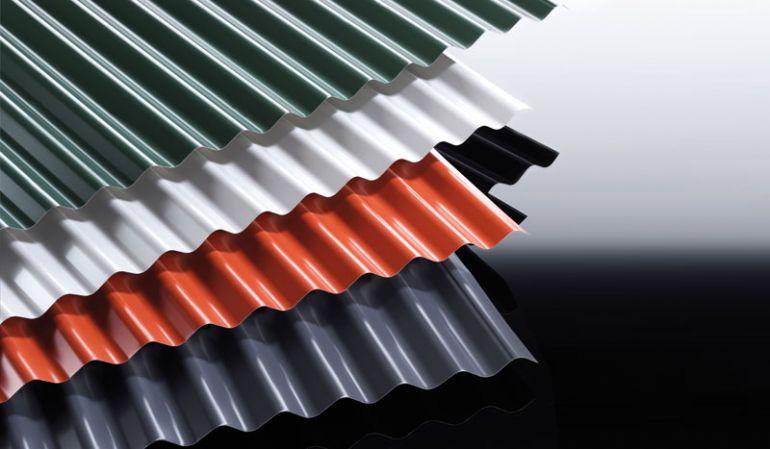 Unser Wellblech aus Stahl mit 35 my Polyester Beschichtung hat die Breite 1120 mm und ist in den Längen 1000 mm - 7000 mm erhältlich. Sie können zwischen 5 verschiedenen Farbausführungen wählen.